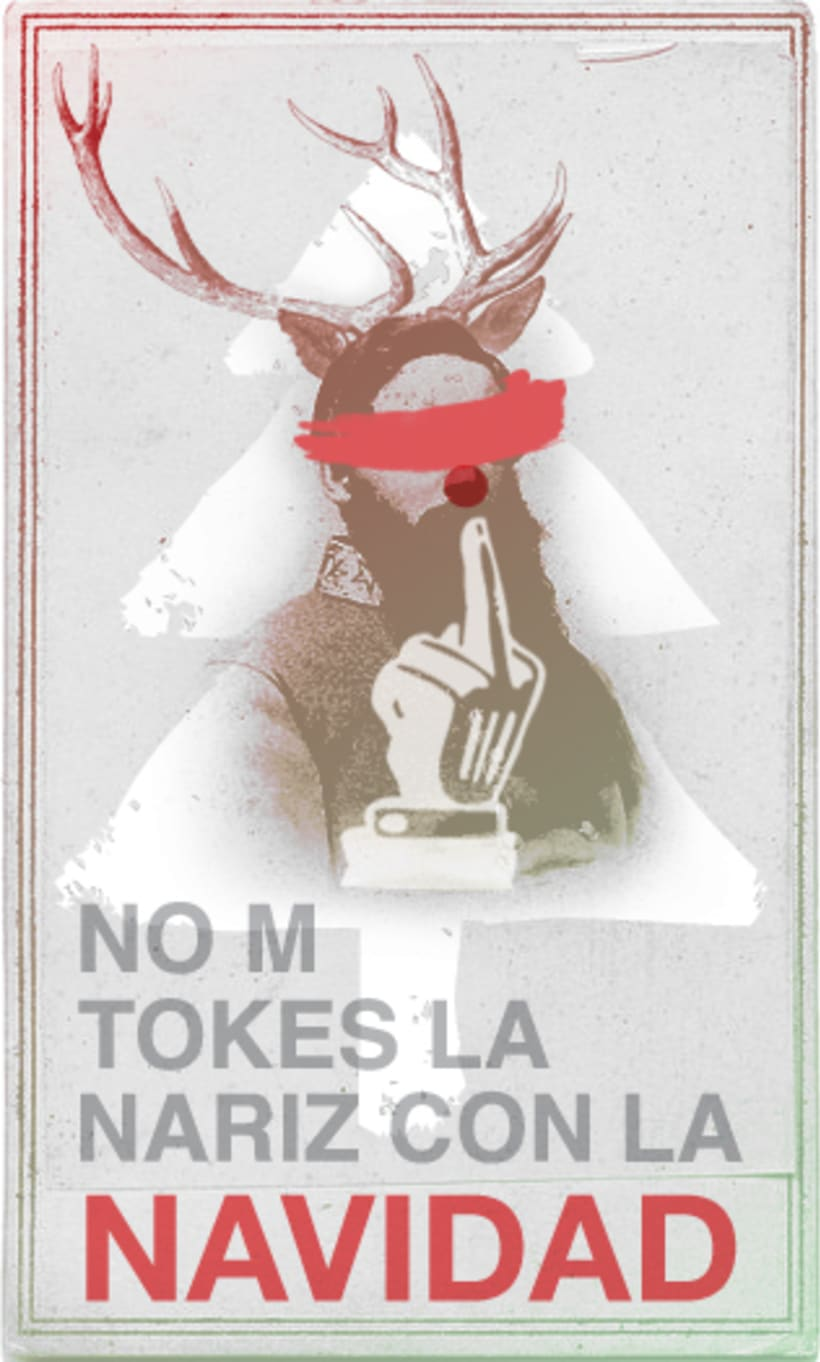 No m tokes la nariz con la Navidad 2012 1