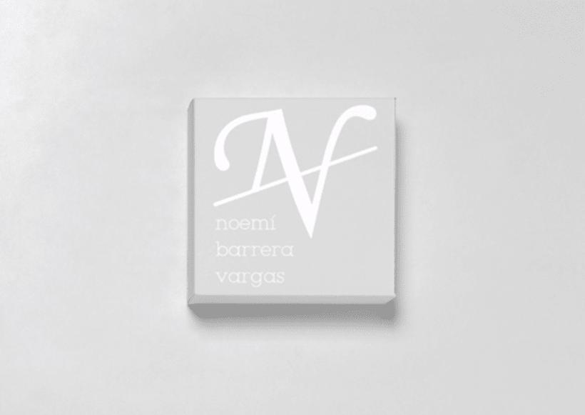 Branding para Noemí Barrera Vargas 0