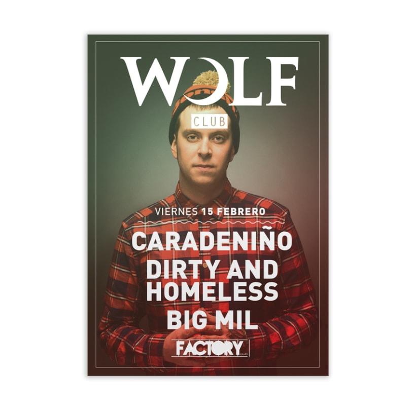Wolf Club 2