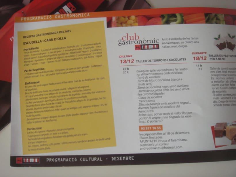 Restaurante/Café Cultural Tarambana 4