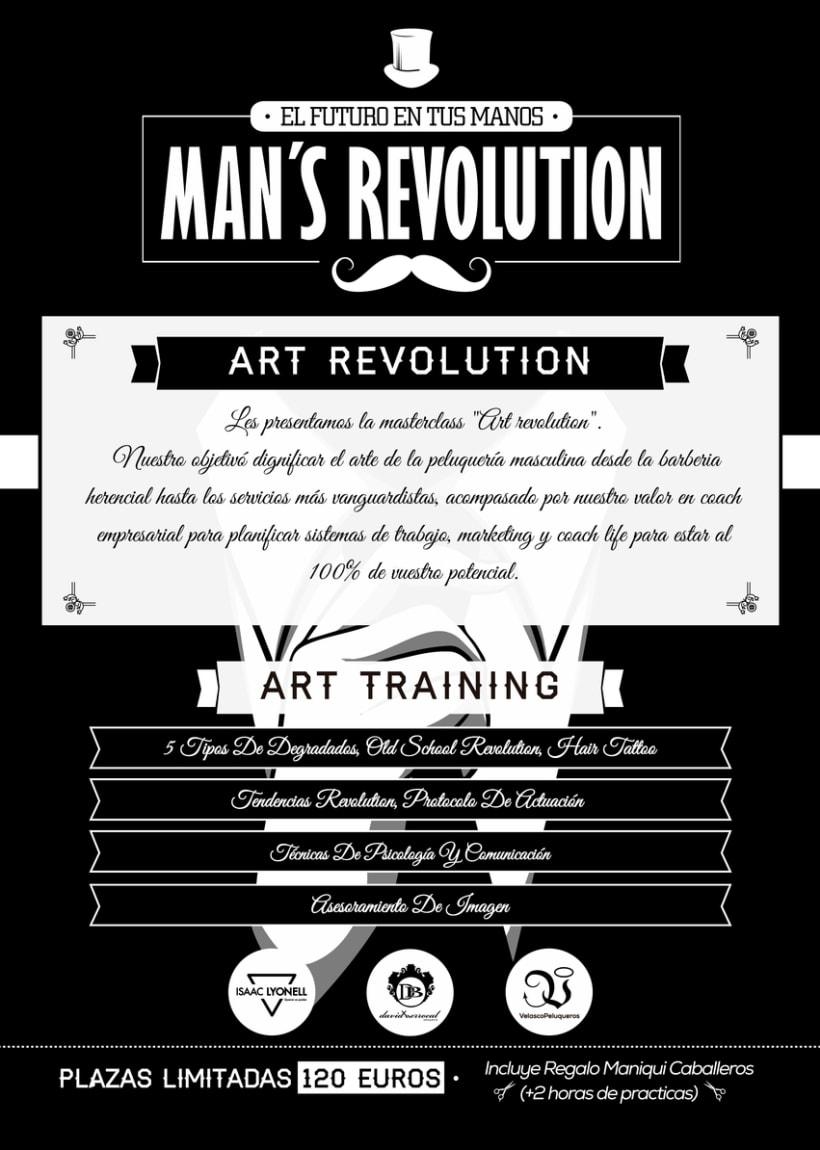 "Branding ""Mans Revolution"" 3"