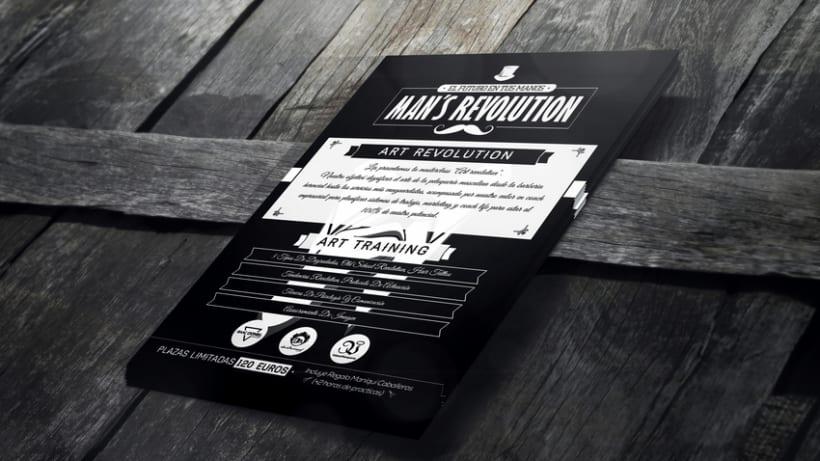 "Branding ""Mans Revolution"" 4"