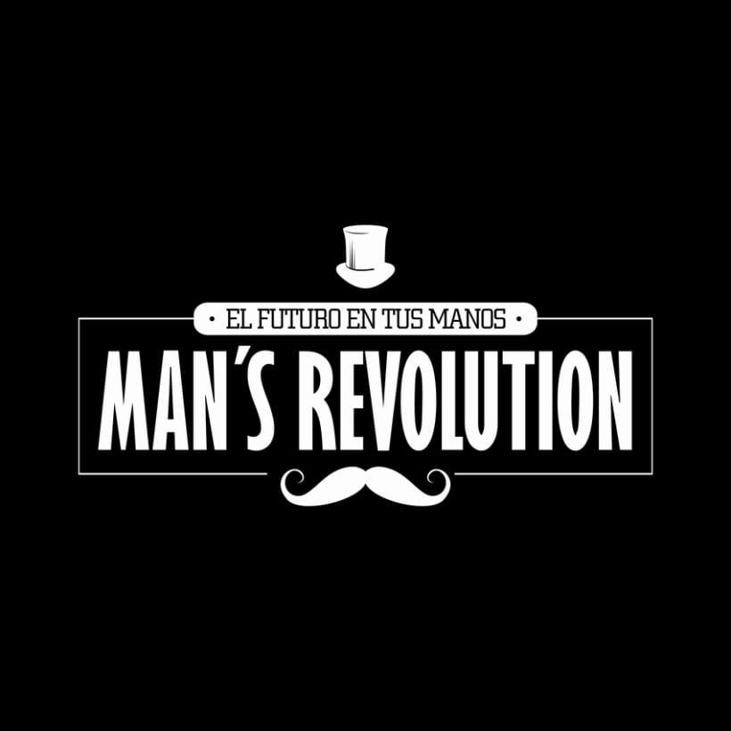 "Branding ""Mans Revolution"" 2"