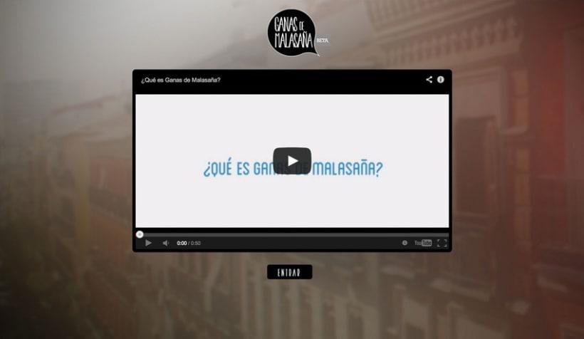 Ganas de Malasaña (2014) 1