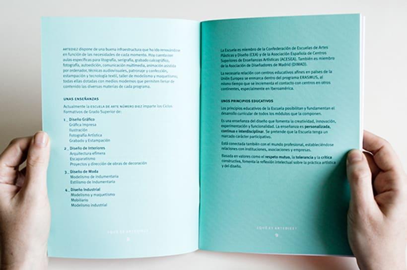 Cuaderno Artediez 8