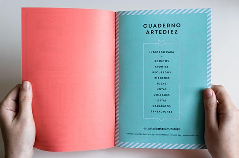 Cuaderno Artediez 1