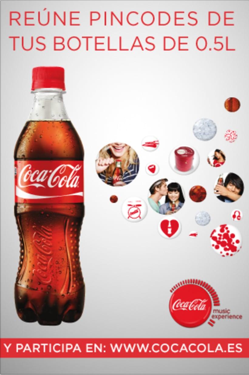 Coca Cola Music Experience 11