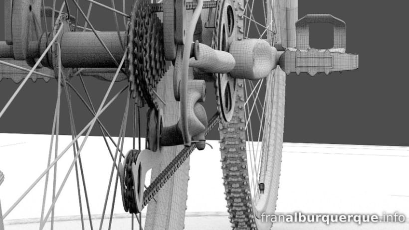 MTB Bike // Bicicleta de montaña 1
