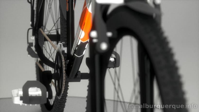 MTB Bike // Bicicleta de montaña 2