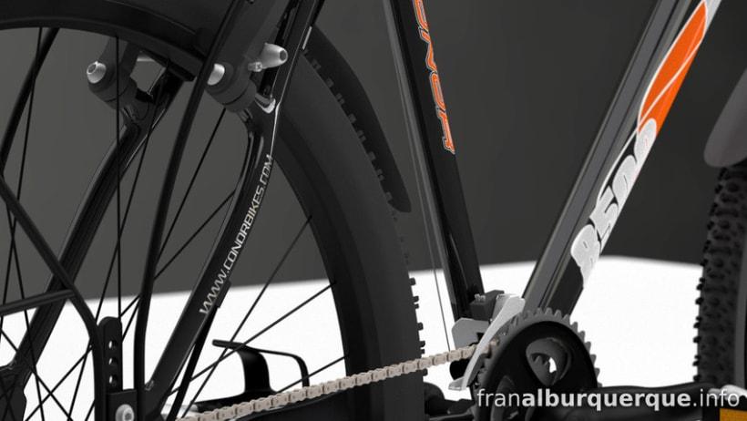 MTB Bike // Bicicleta de montaña 3