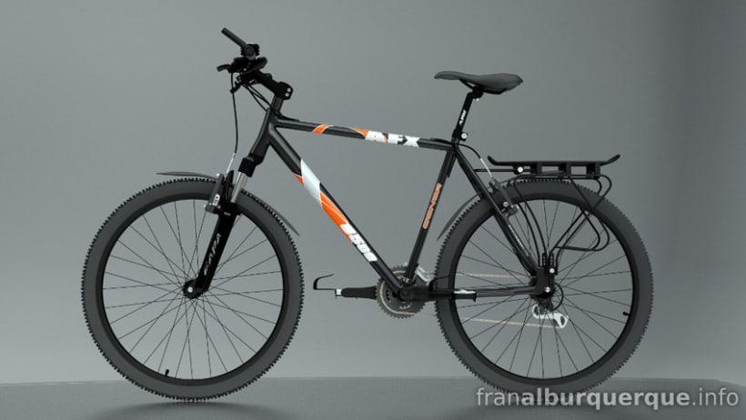 MTB Bike // Bicicleta de montaña 4