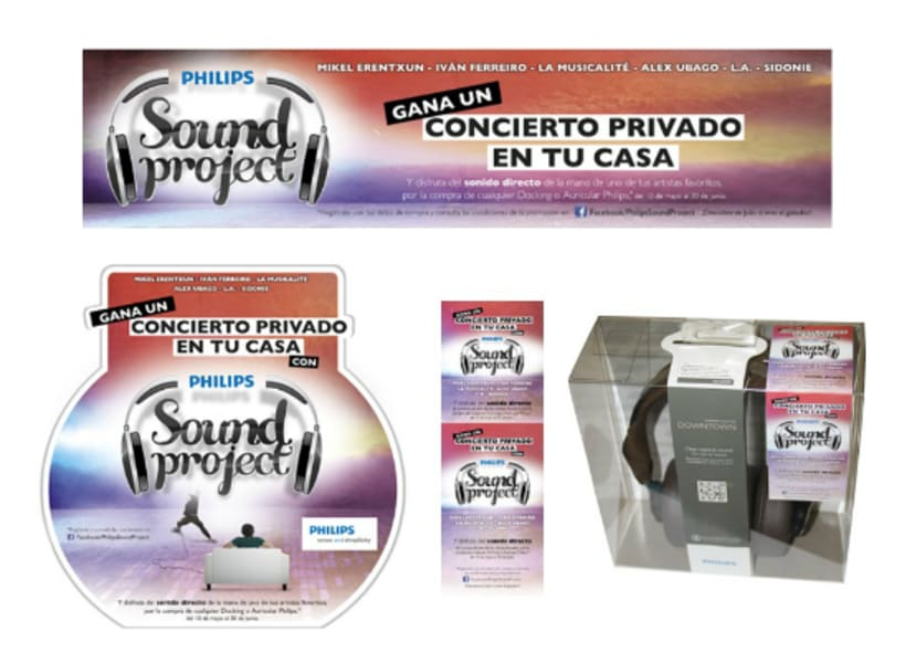 Philips Sound Project 3