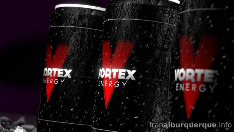 Fake energy drink commercial // Anuncio ficticio de bebida energética -1
