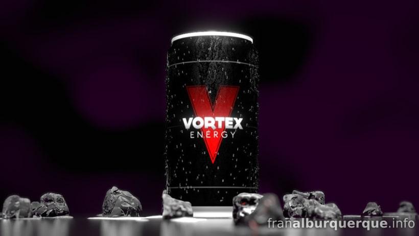Fake energy drink commercial // Anuncio ficticio de bebida energética 0