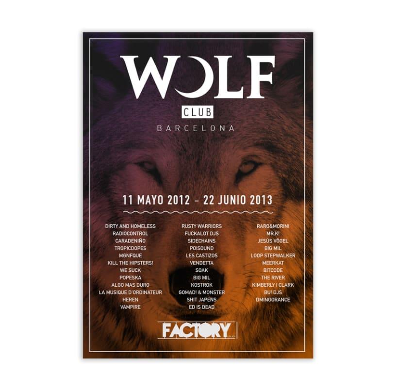 Wolf Club 7