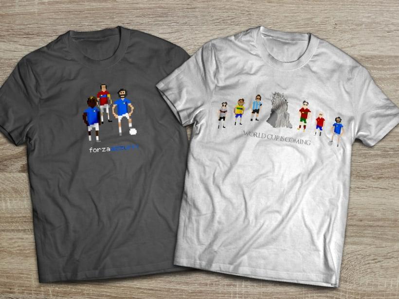 """Diseño de camisetas de fútbol para """"condosbalones"""" -1"""