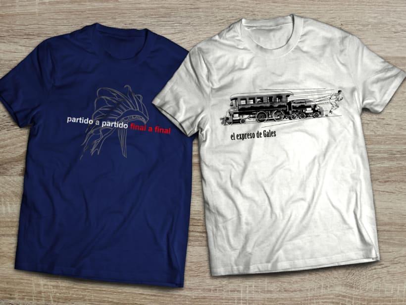 """Diseño de camisetas de fútbol para """"condosbalones"""" 0"""