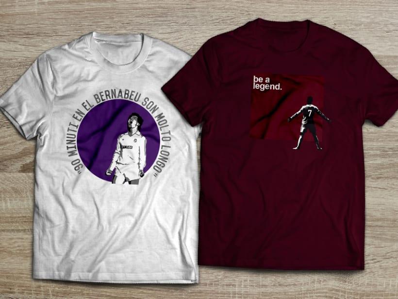 """Diseño de camisetas de fútbol para """"condosbalones"""" 1"""