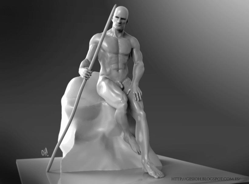 Escultura digital -1