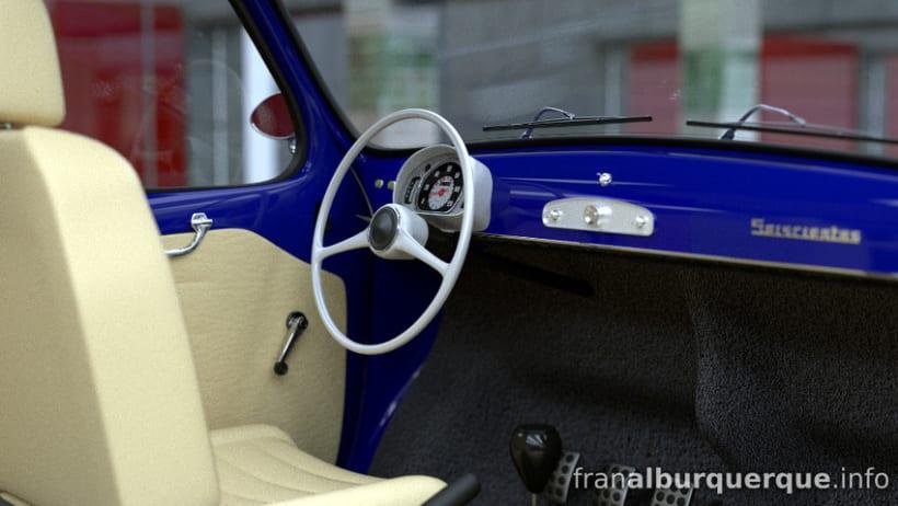 Seat 600 custom sport 0