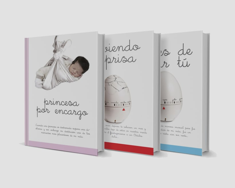 Colección libros infantiles (proyecto personal) 2