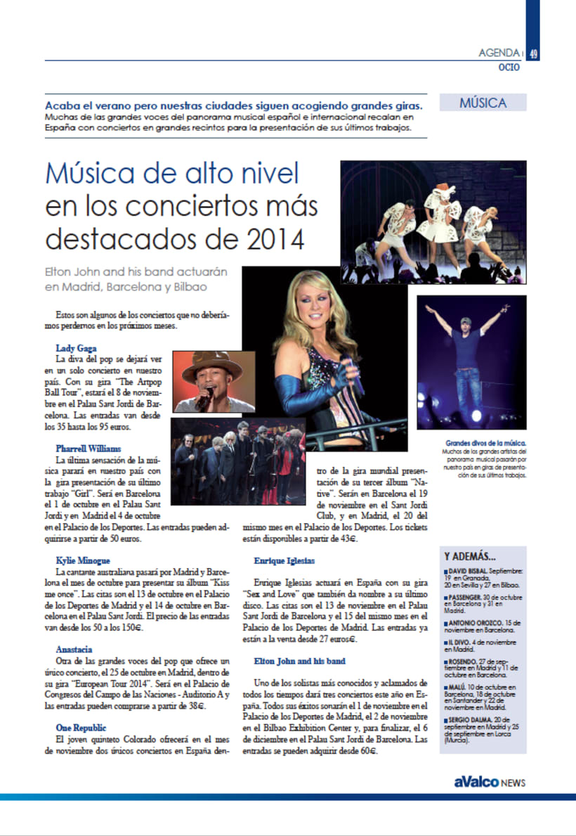REVISTA ANUAL AVALCO NEWS 6