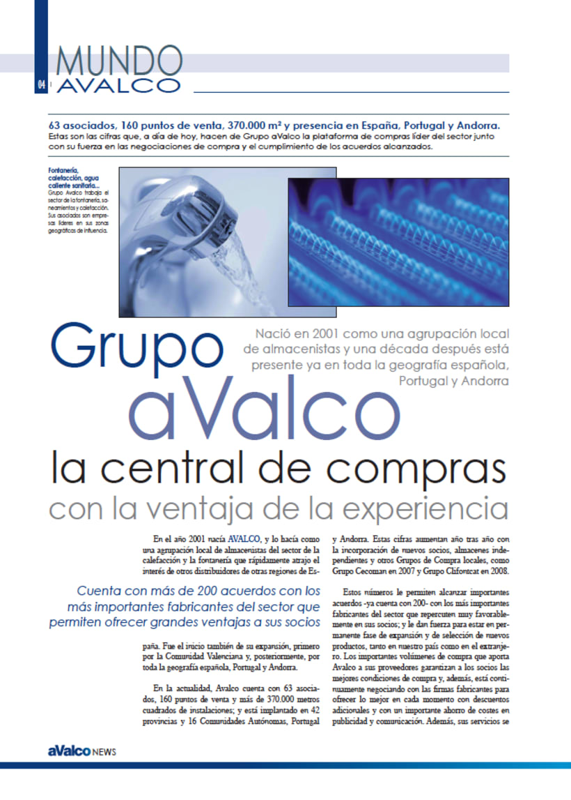 REVISTA ANUAL AVALCO NEWS 2