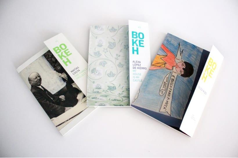 BOKEH - Colección de libros de autor 0