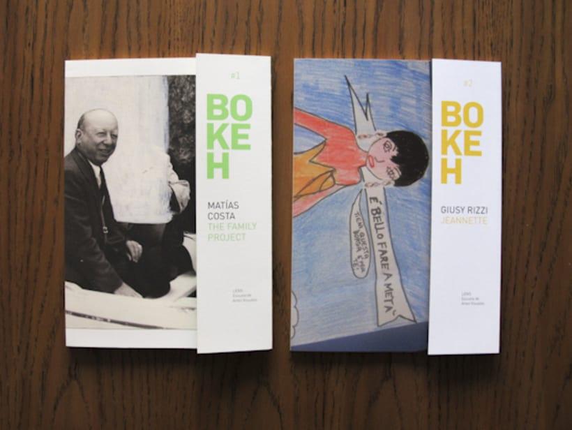 BOKEH - Colección de libros de autor 1