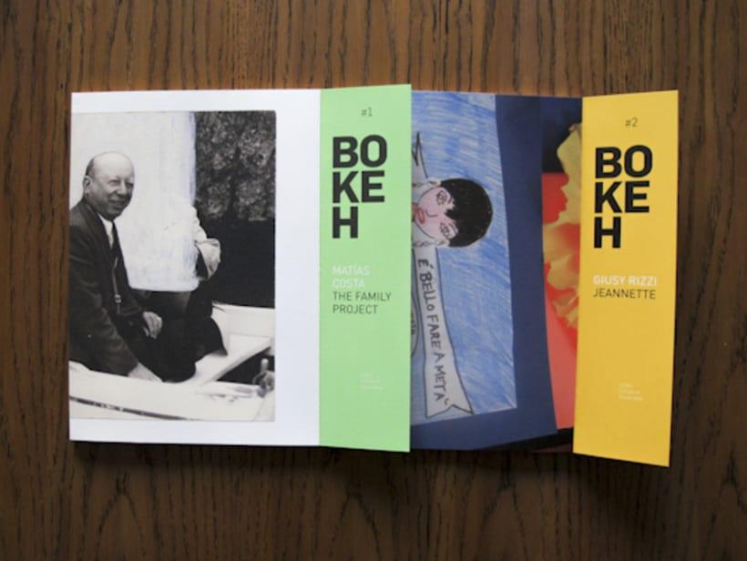 BOKEH - Colección de libros de autor 2