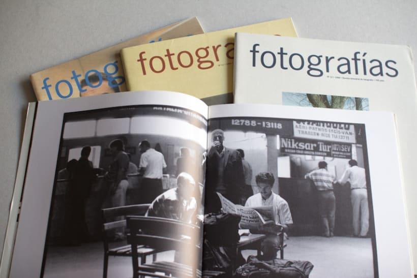 Revista fotografías 0