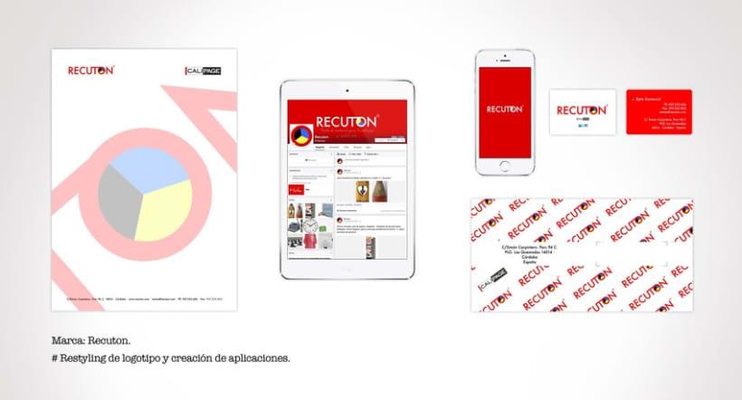 Restyling de logotipo, creación de identidad y diseño de Social Media. RUDA 0