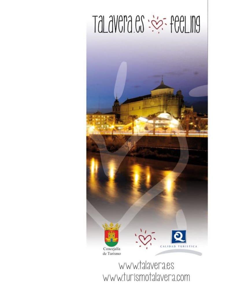 Diseño Roll banner Talavera.es feeling -1