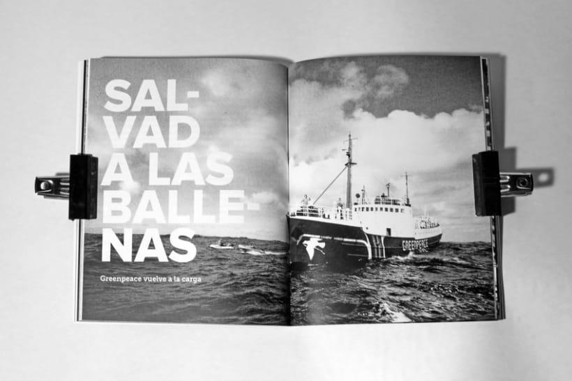 Greenpeace. 45 años de activismo 5