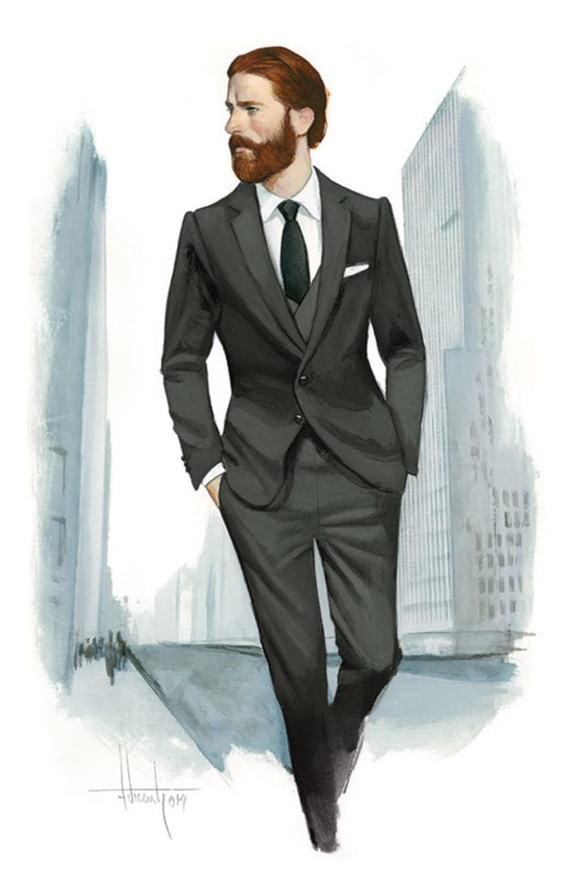 Fashion men III 1