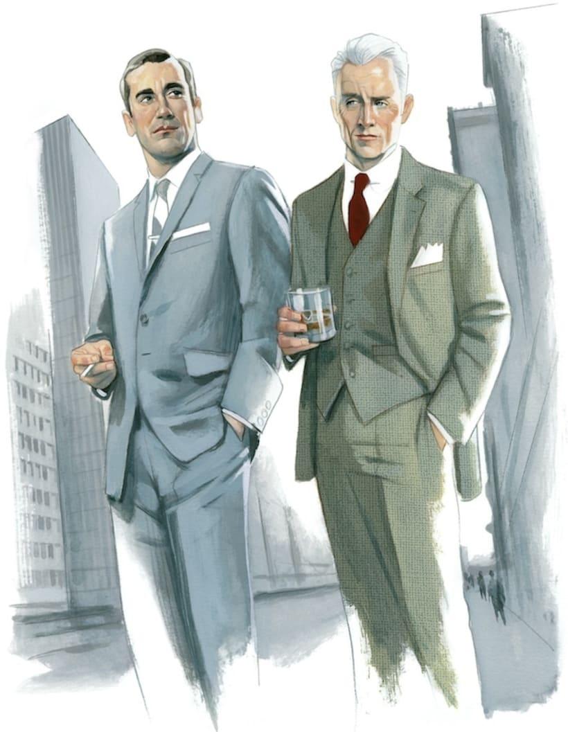 Fashion men III 0