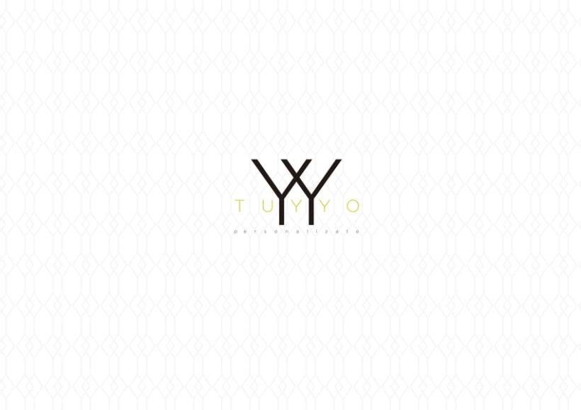 Branding TUYYO 1