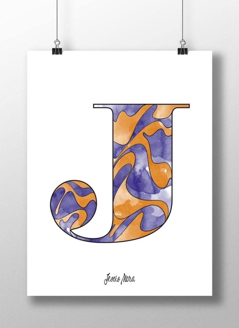 Type poster design -1
