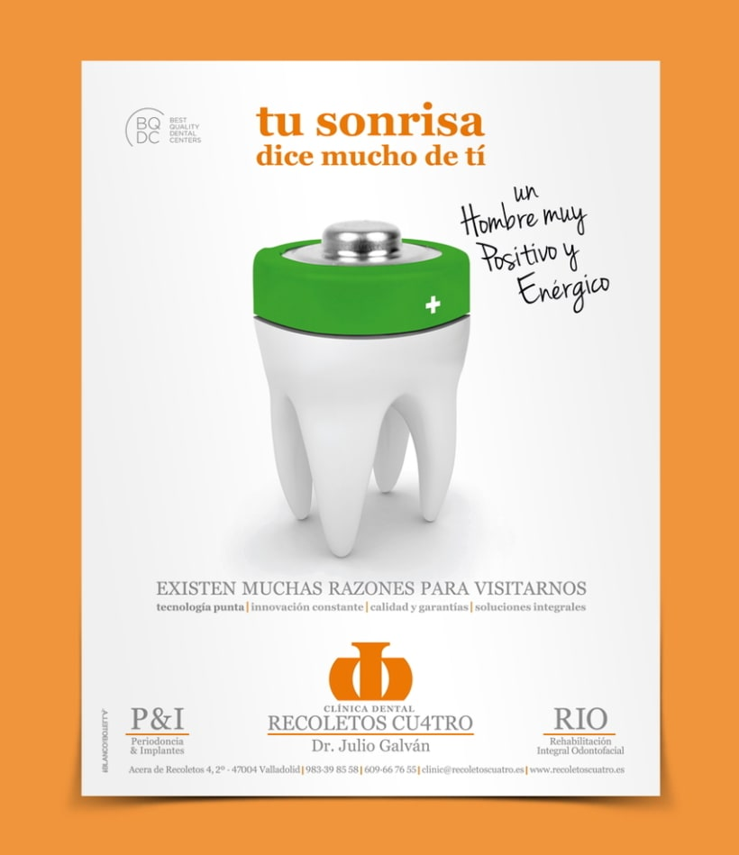 Campaña Clinica Recoletos Cuatro 2