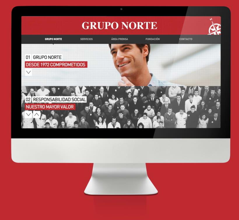 web Grupo Norte -1