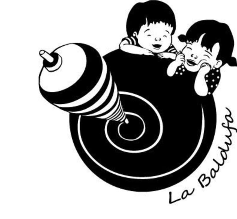 posicionado para camiseta de la llar d'infants La Baldufa, Girona 0