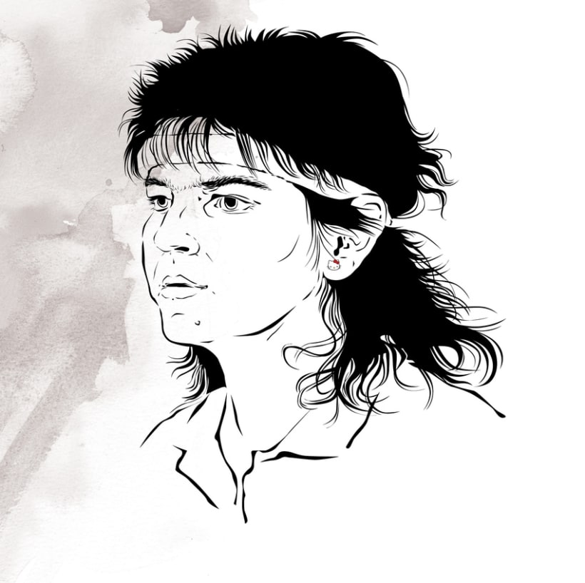 ilustración para t-shirt -1