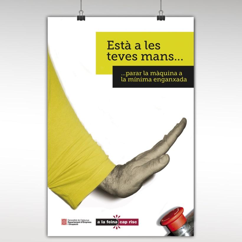 Concurso carteles PRL 3
