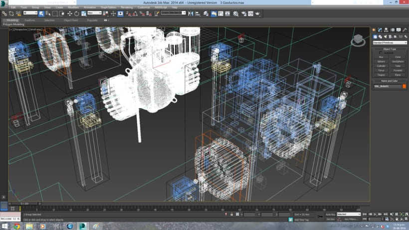 3d dise o industrial domestika for Programas para diseno 3d