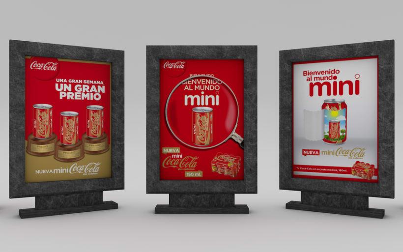 Coca-Cola Mini 3