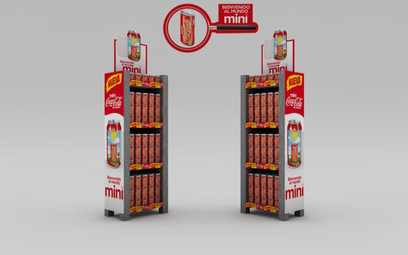 Coca-Cola Mini 5