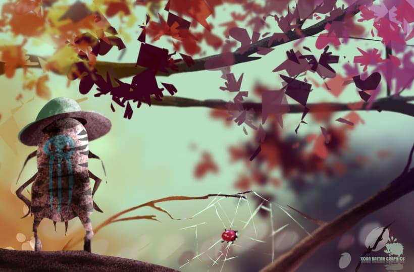 Speedpaint, ilustraciones en 30 min. 2