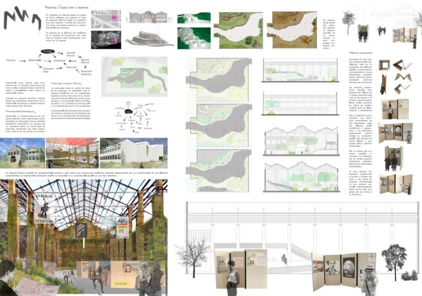 #Icària, l'espai com a memòria // Proyecto Final  1