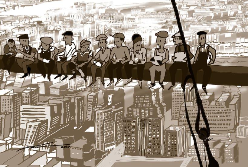 Cartoon, Prensa 5