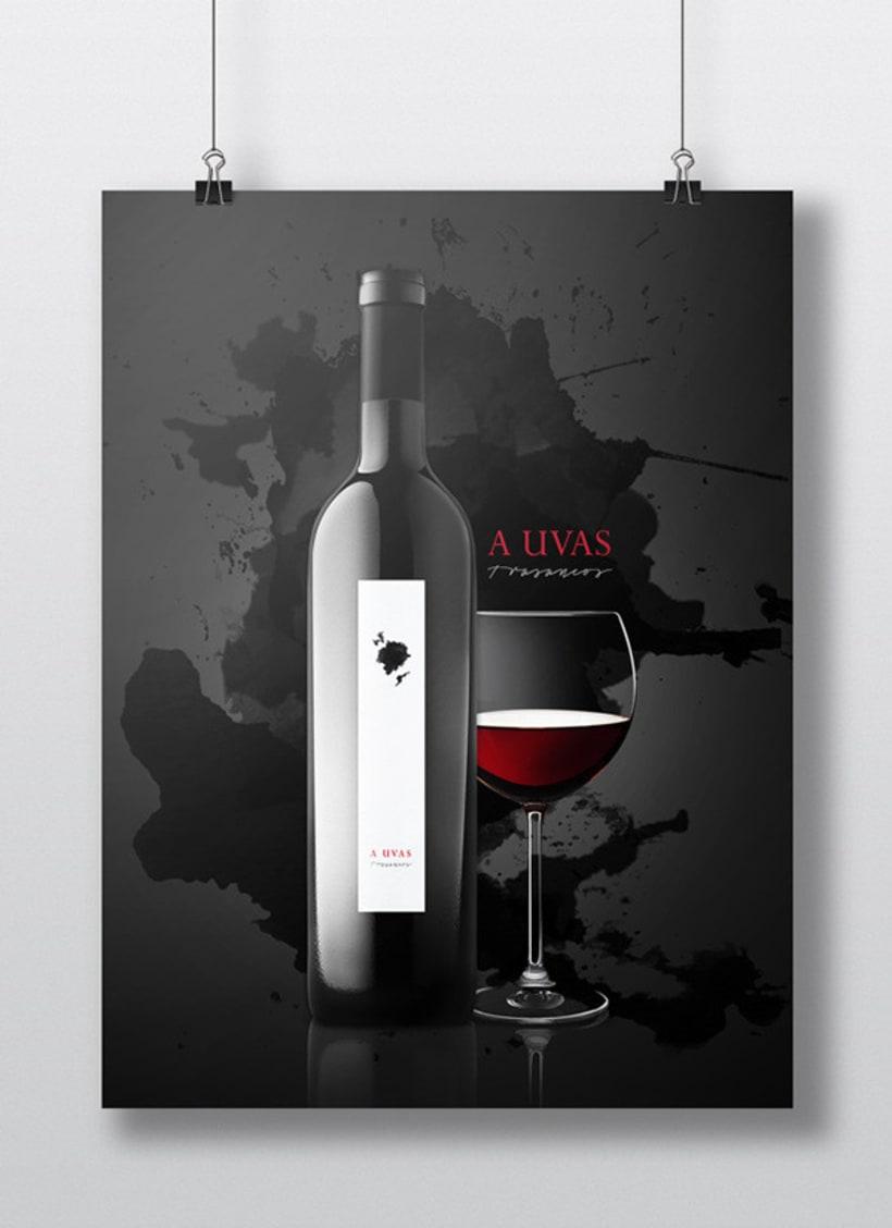 A uvas | Branding 2